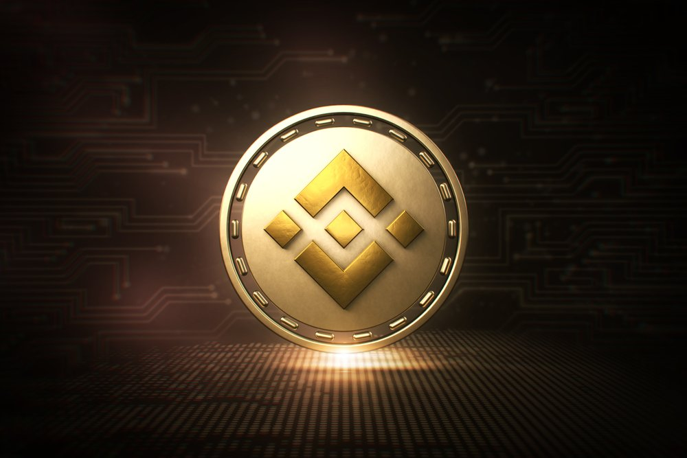 gold bnb coin