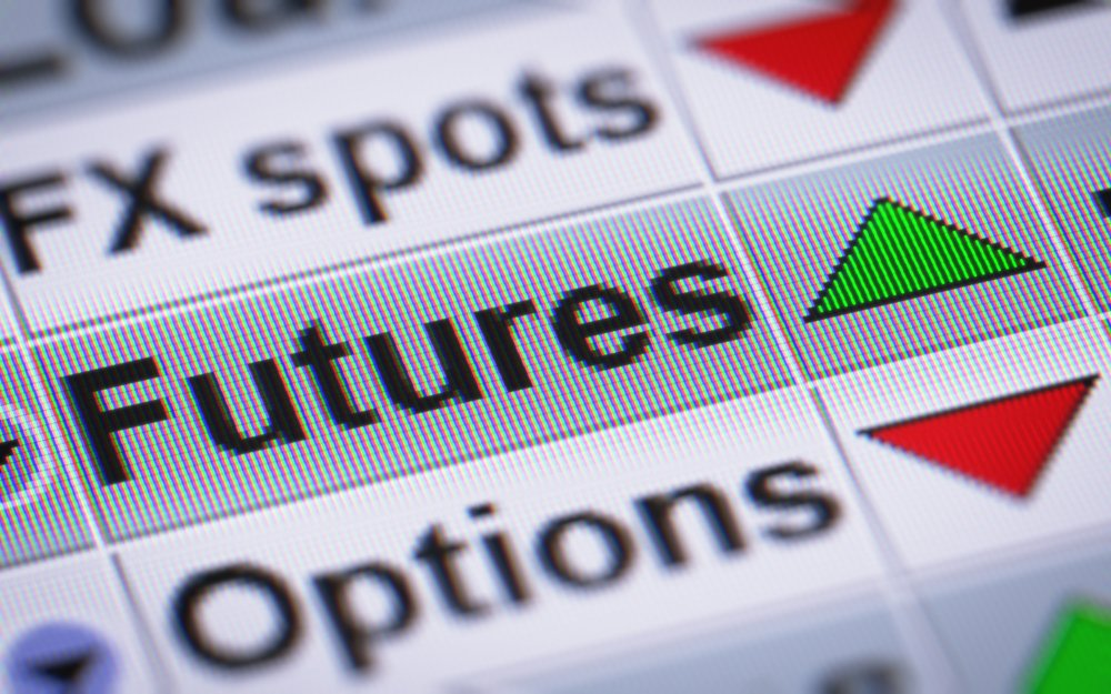 futures contract on chart